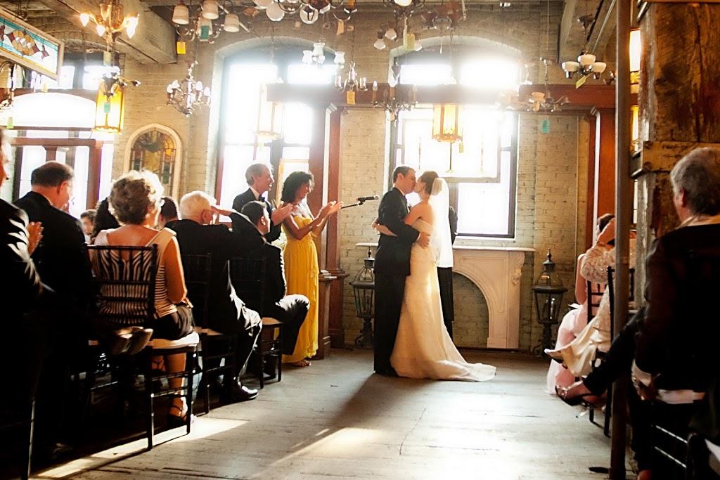 Northeast Minneapolis Arts District Wedding:  Rachael & Jeremy