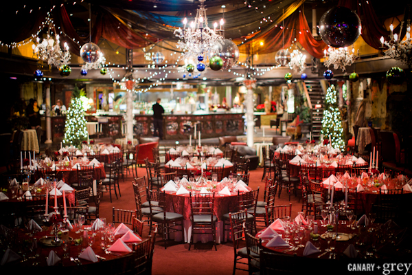 Festive Holiday Party – Varsity Theater in Minneapolis