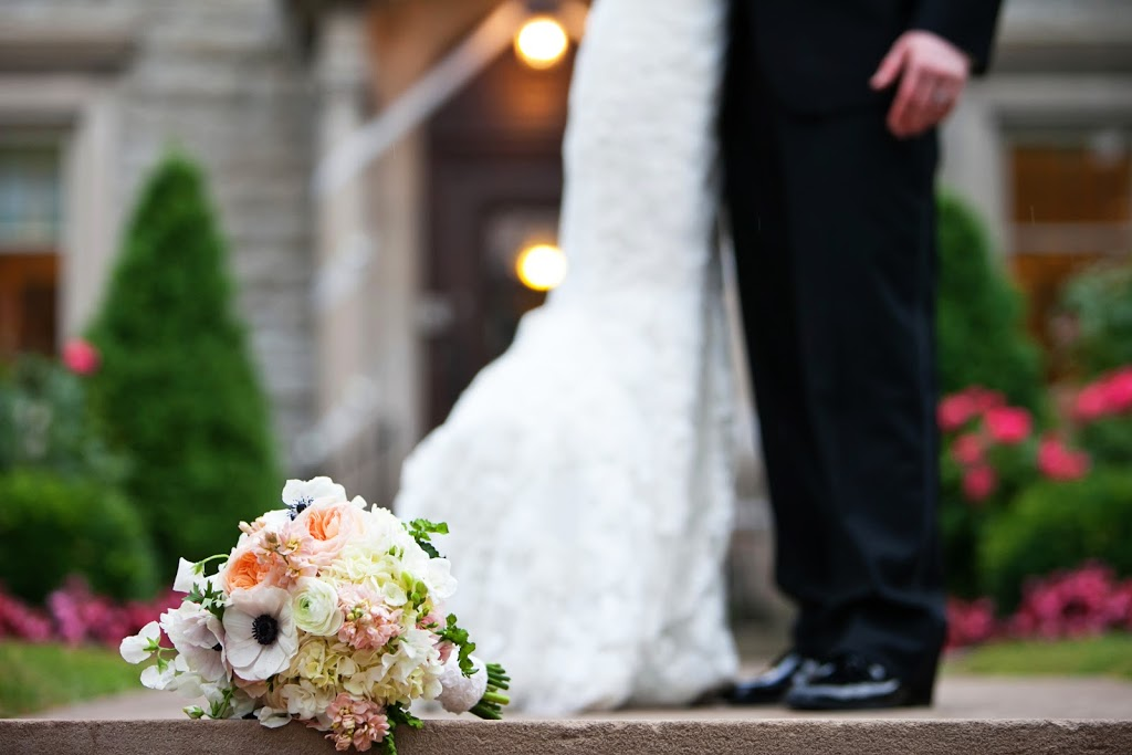 Summer Wedding: Morganne & Matt | St. Paul College Club
