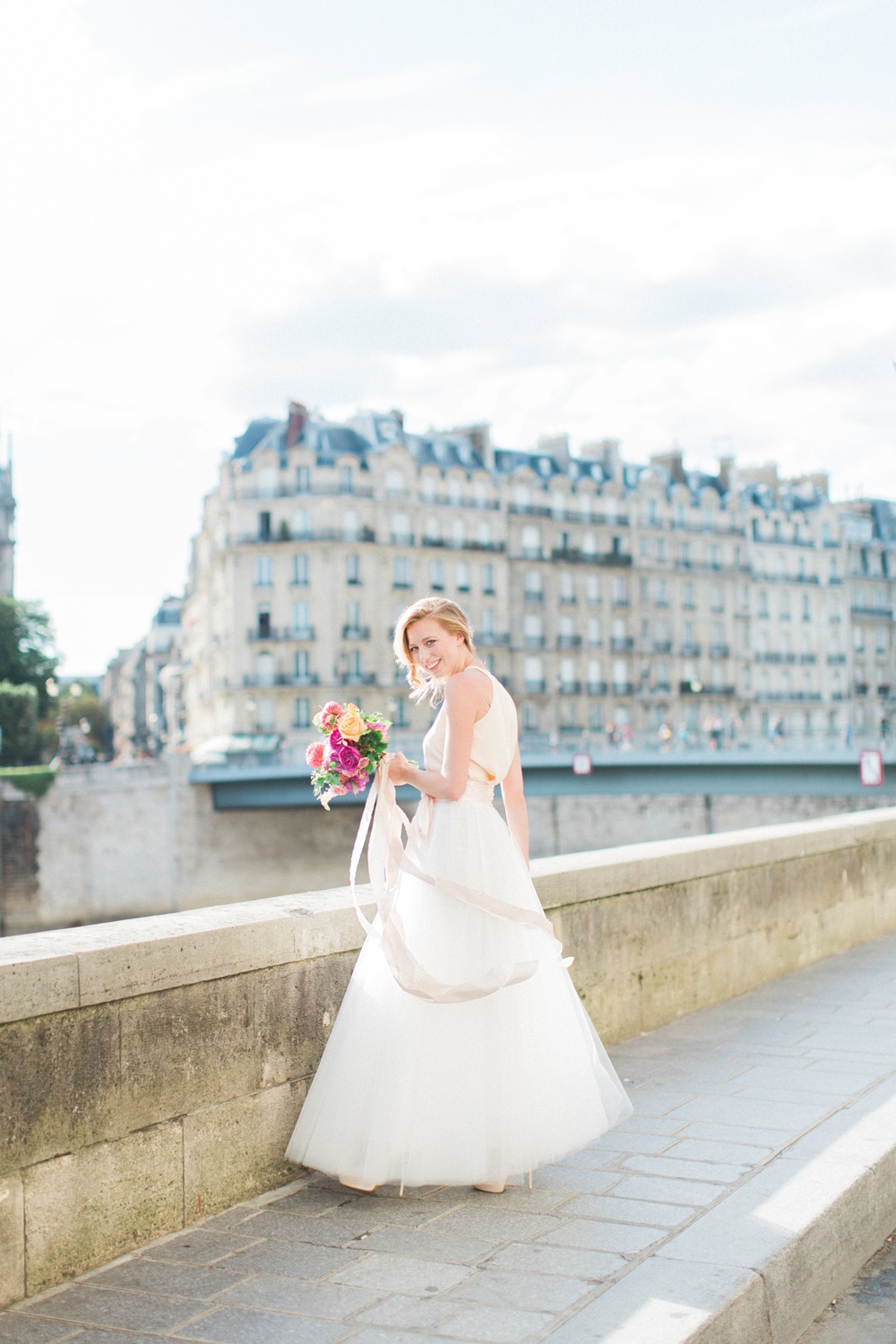 Paris: Inspiration from the Île Saint-Louis <br> Featured on Fly Away Bride